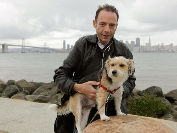 """Timothy Ray Brown, known by many researchers as """"the Berlin patient,"""" is the only person to have been cured of an HIV infection. (Eric Risberg/AP Photo)"""