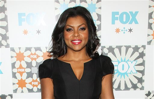"""FILE - In this July 20, 2014 file photo, Taraji P. Henson attends the FOX Summer TCA All-Star Party at Soho House in West Hollywood, Calif. Henson stars as the glamorous ex-con Cookie in """"Empire,"""" premiering Wednesday, Jan. 7, 2015. Draped in fabulous fur coats and drenched in attitude, Henson's Cookie is the heart of the Fox drama, a fiercely devoted mother and astute businesswoman who's fearless when it comes to getting what she wants. (Photo by Paul A. Hebert/Invision/AP, File)"""