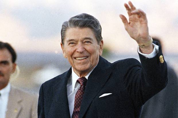 Ronald Reagan (AP Photo/Doug Mills)