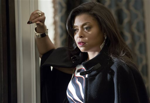 """This photo provided by Fox shows, Taraji P. Henson as Cookie, in a scene from the special two-hour """"Die But Once/Who I Am"""" Season Finale episode of """"Empire,"""" airing Wednesday, March 18, 2015, (8:00-10:00 p.m. ET/PT) on Fox. (AP Photo/Fox, Chuck Hodes)"""