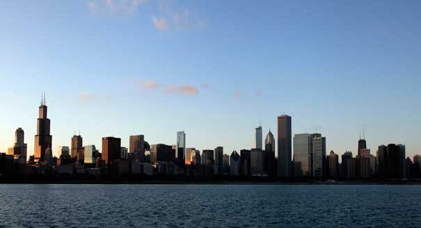 Chicago skyline (AP Photo)