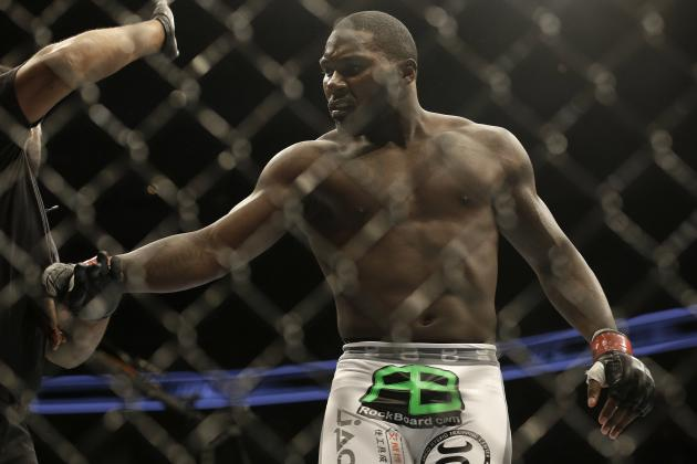 Anthony Johnson (Jeff Chiu/AP Photo)