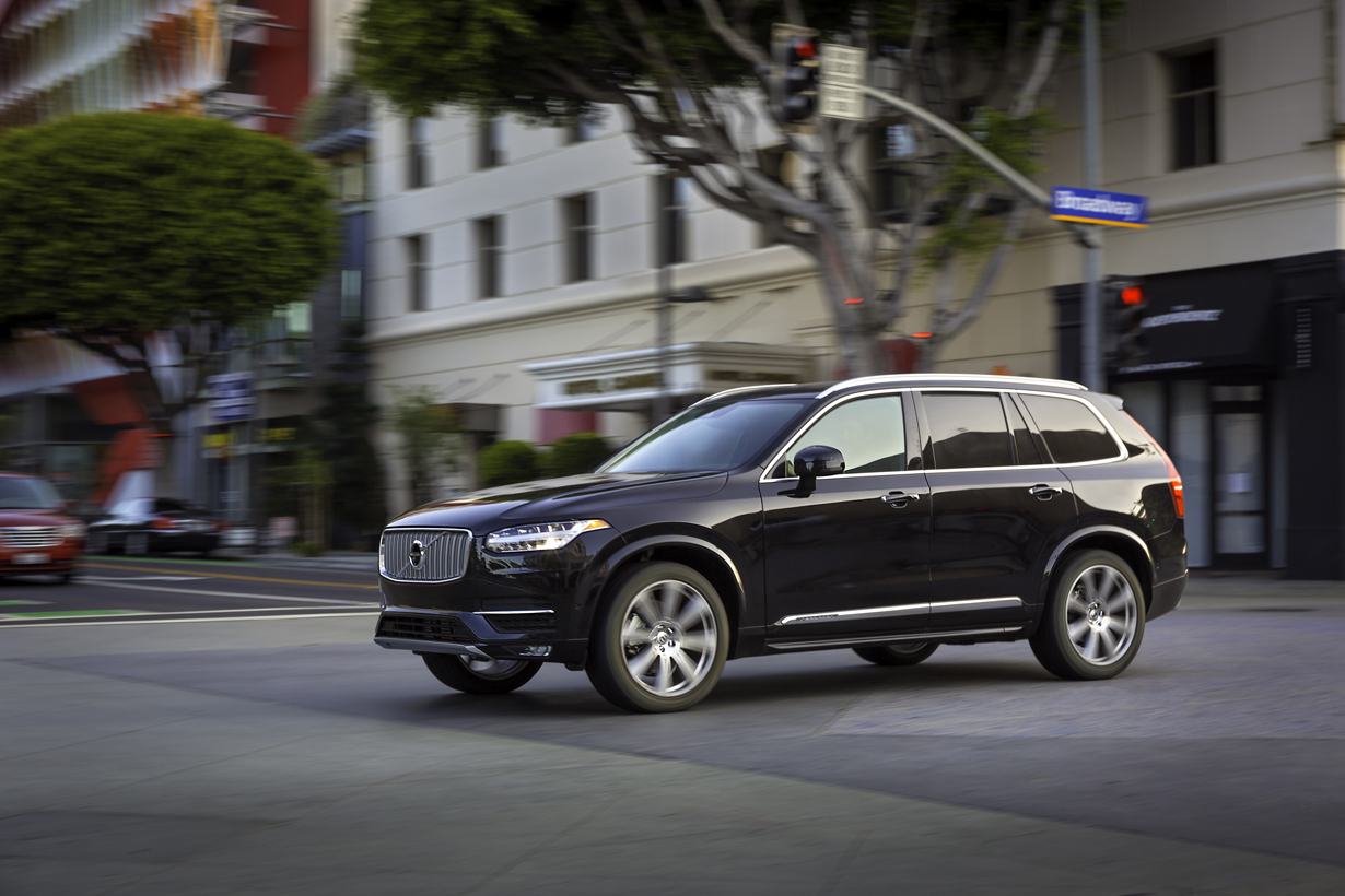Car Review: 2016 Volvo XC90 | BlackPressUSA