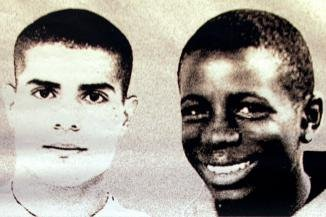 Zyed Benna and Bouna Traore (Courtesy Photo)