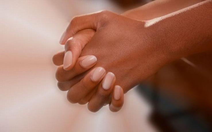 Praying/Prayer Hands