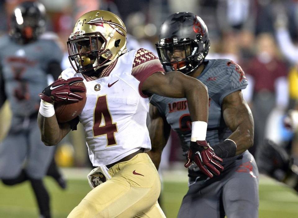 Florida State running back Dalvin Cook (Timothy D. Easley/AP Photo)