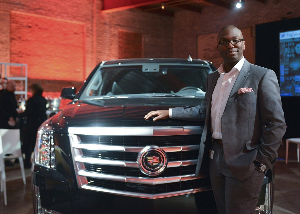 Detroit-area native Martin Davis, leads the exterior lighting and design studio for the General Motor's North American division. (Freddie Allen/AMG/NNPA)
