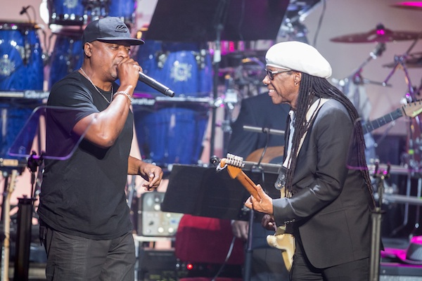 Nile Rodgers, Chuck D