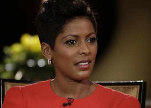 """TODAY Show"" anchor Tamron Hall will walk the runway in the American Heart Association's® Go Red For Women® Red Dress Collection™ show sponsored by Macy's, kicking off New York Fashion Week."