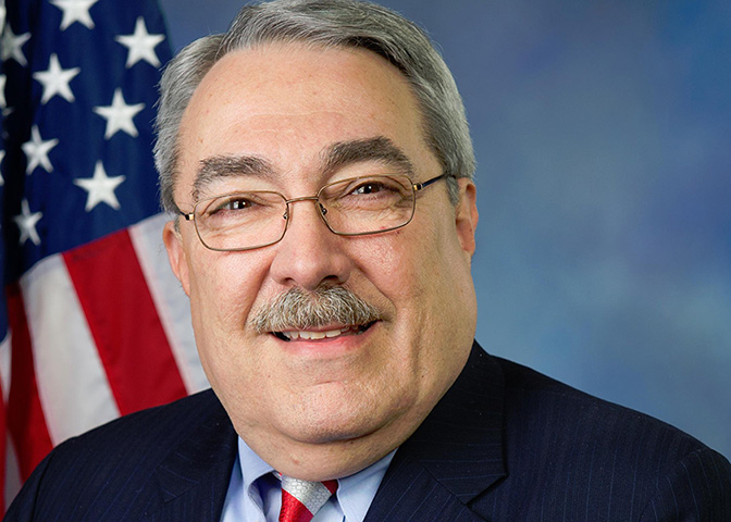 """CBC Chairman Rep. G.K. Butterfield said that former Secretary of State Hillary Clinton """"possesses the patience, experience and temperament,"""" to be the next president. (Rep. G.K. Butterfield)"""