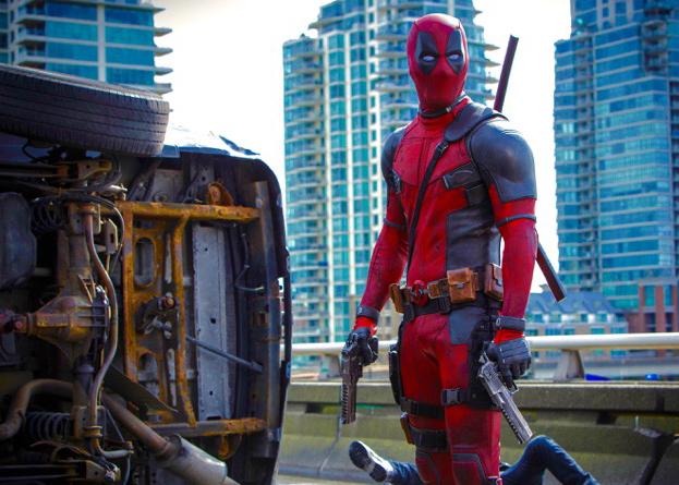 Ryan Reynolds stars in Deadpool. (Twentieth Century Fox)