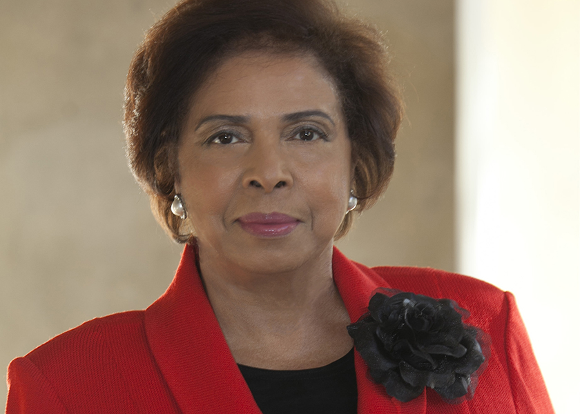 Dr. E. Faye Williams, president of NCBW said that although women have a rich history of leadership in their communities, they're still underrepresented in all levels of the economy and government.