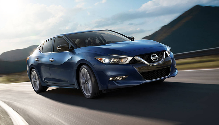 Auto Review 2017 Nissan Maxima