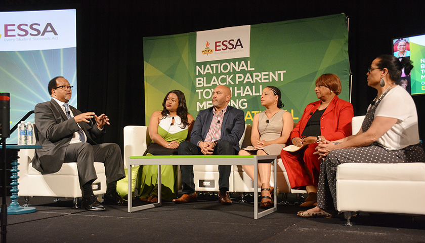 Nnpa Hosts National Black Parent Town Hall Blackpressusa