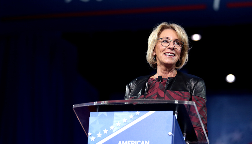 A Commentary By Betsy Devos Tolerating >> Lawmakers Civil Rights Leaders Challenge Devos On Student Loan