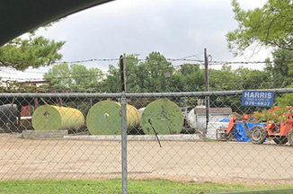 olding tanks are seen at Onsite Environmental on Baptist World Center Drive. Area residents want Onsite moved far away. Photo by Winnie Forrester