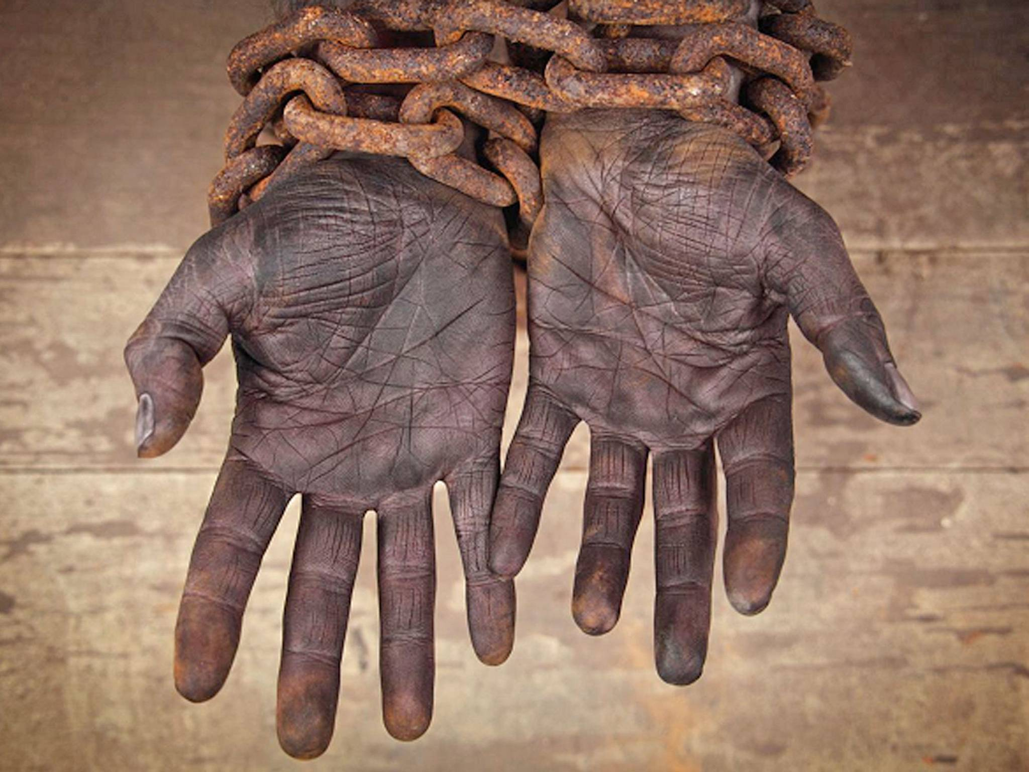 """The fact that slavery was underway for a century in South America before introduction in North America is not widely taught nor commonly understood..."""