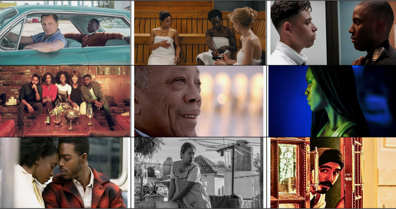 Black Films and Artist at t the 2018 Toronto International Film Festival