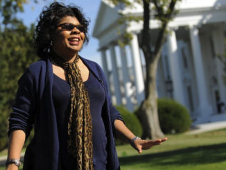White House correspondent April Ryan