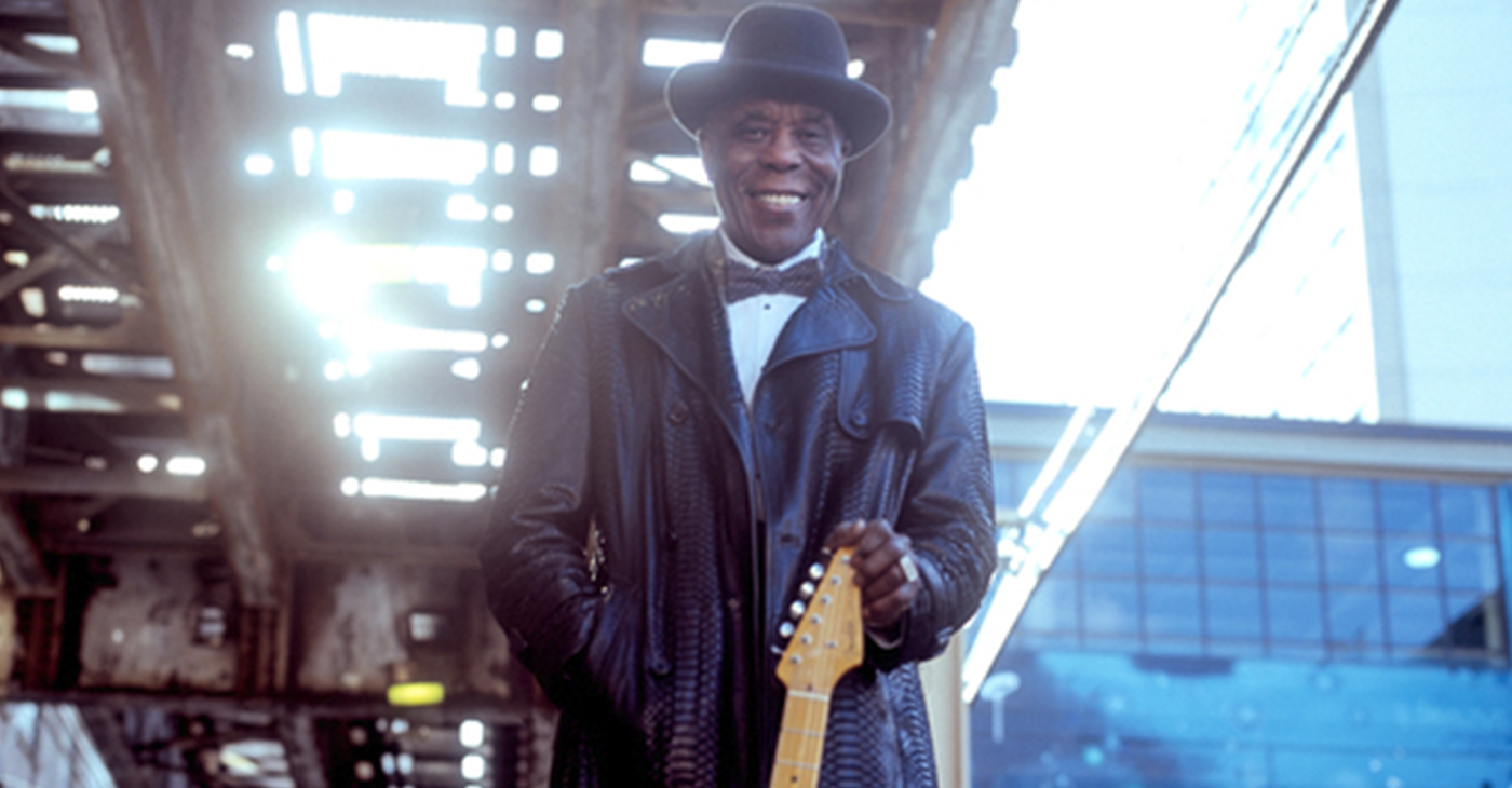 Buddy Guy (photo by Paul Natkin)