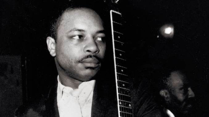 "Eddie ""Chank"" Willis was part of a team of musicians who helped create some of the most memorable hits in music history. Photo Courtesy Patricia Washington"