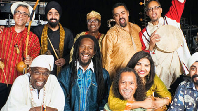 FUNKADESI'S MULTICULTURAL MUSICAL style will be featured at the free Quantum Englewood South Side musical history event to be held on Saturday, September 15, at the Lindblom Academy Auditorium.