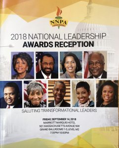 Awardees included: California Democratic Rep. Maxine Waters, Texas Democratic Rep. Al Green, and South Carolina's Jim Clyburn, National Teacher of the Year Jahana Hayes, Capstone Development Founder Norman K. Jenkins, E-Commerce Leader Arsha Jones, Dr. Wally Smith, Television Personality Kellee Edwards and legendary poll worker Laura Wooten.