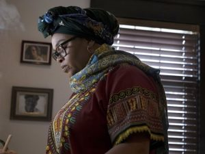 Jill Scott stars in Flint.