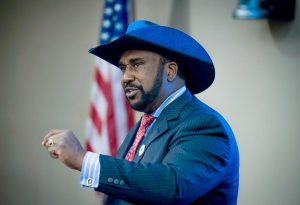 "John W. Boyd Jr. is president of the National Black Farmers' Association and says the black farmers settlement payouts have concluded. ""There's no pot of money to be tapped,"" Boyd said. ""Obama settled all of that already."" (Photo: nationalblackfarmersassociation.org):"