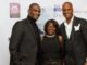 (Pictured from left to right: Marvin Lawton, Host; Lynn Beatty, Host; Kerry Neal, Founder, KeepingIt100LA)