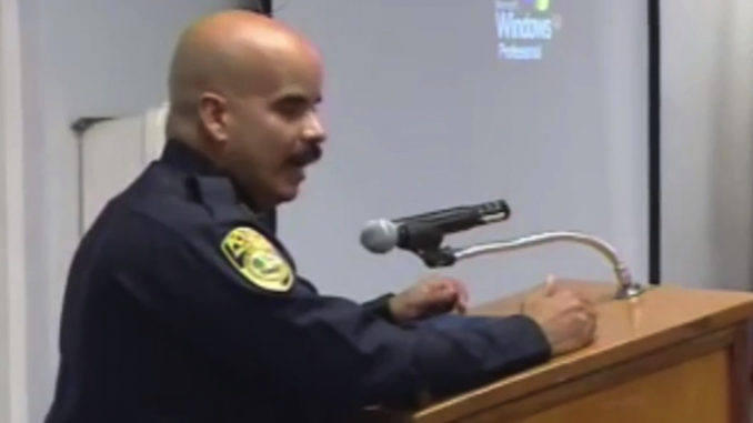 A federal court hearing confirmed that former Police Chief Raimundo Atesiano directed three police officers on his department to accuse a series of crimes on three innocent men, all of them Black.