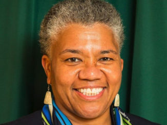 Telva McGruder, the president of the General Motors African Ancestry Network (GMAAN) and director of facility engineering and manufacturing operations, sat on a transportation brain trust panel at the Congressional Black Caucus Foundation's Annual Legislative Conference on Thursday, Sept. 13th.