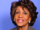 Congresswoman Maxine Waters (D-CA), Ranking Member of the House Committee on Financial Services