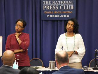 Sisters Deana Bass Williams and Dee Dee Bass Wilbon created GrowthComms as a means for conservatives to learn ideal ways to effectively communicate through digital media. (Photo by XB Underwood)