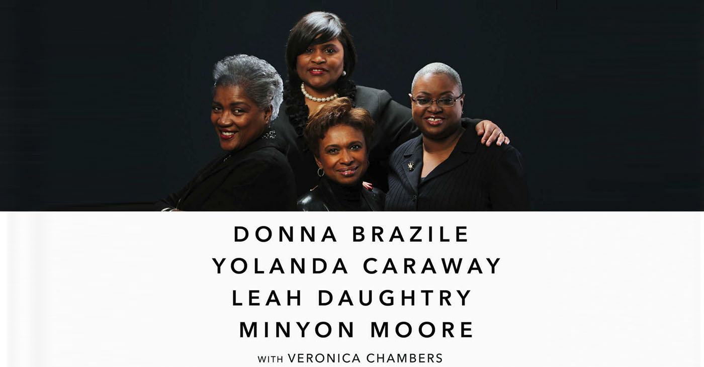 Four Powerful Black Women in Politics Share Story Friendship and How It Has Chan...