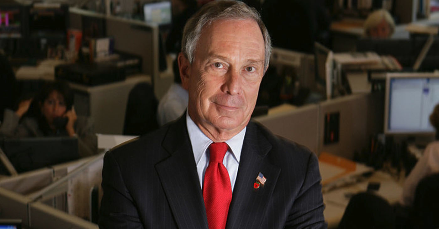 Billionaire Michael Bloomberg to Visit Gary October 8