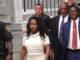 Bill Cosby departs Pennsylvania courthouse following guilty verdict (Facebook)