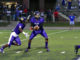 Quarterback Daniel Smith has been getting the ball to right people during Miles's two game winning streak.
