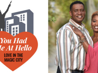 Alvin and Cynthia Frazier for You Had Me at Hello for The Birmingham Times. (Frank Couch for The Birmingham Times)