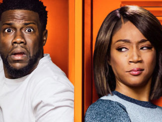 "Kevin Hart and Tiffany Haddish star in ""Night School""."