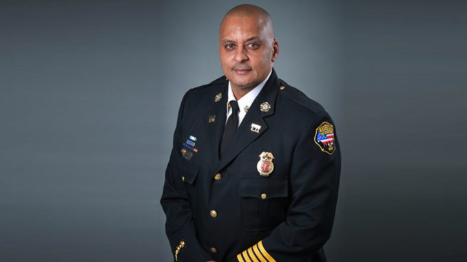 William Swann has been named the first African American director chief of the Nashville Fire Department.