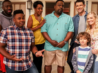 The Neighborhood appears on CBS Network Television. (Photo by Bill Onashita)