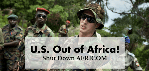 COMMENTARY: Radical Black Organization Calls on U.S. Government to Shut Down U.S...