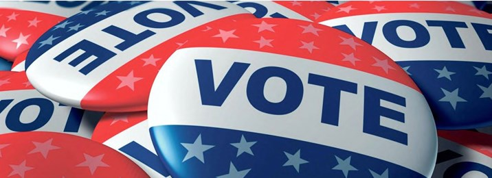 Voter Registration Deadline, October 9th