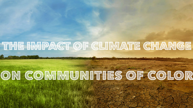 """""""Climate change"""" and """"global warming"""" are often used interchangeably but have distinct meanings. Similarly, the terms """"weather"""" and """"climate"""" are sometimes confused, though they refer to events with broadly different spatial- and timescales. / (Photo: iStockphoto / NNPA)"""