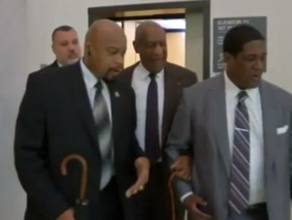 """Former District Attorney Bruce Castor: …there was """"no question that Cosby relied upon my representation when he submitted to depositions in the civil case related to the allegations made by Constand."""" (Photo: Screen capture from 2016 Reuters report video)"""