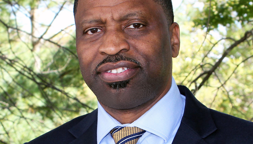 Derrick Johnson is the President and CEO of the NAACP.