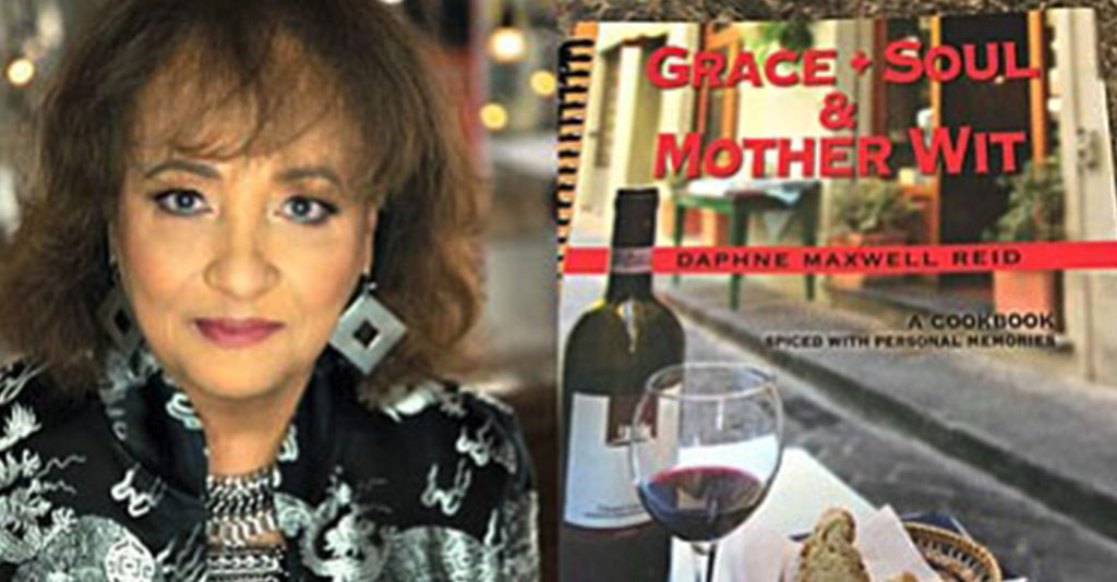 'Fresh Prince' Star Puts Grace, Soul and 'Motherwit' into New Cookbook