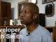 Quikthinking's Black History Quotes Express app developer, Hugh Smith (YouTube screen capture)