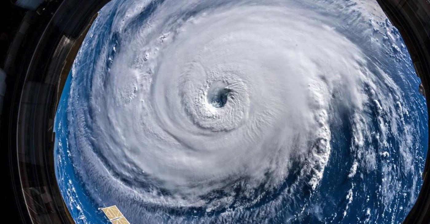 NOAA: Hurricane Florence generating 83-foot waves! (Source: NOAA)